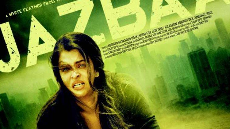 First 1st Week Jazbaa Movie 6th 7th 8th Day Box Office Collection