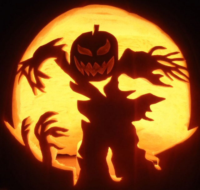 Halloweens Day Pumpkin Carving Ideas 2015