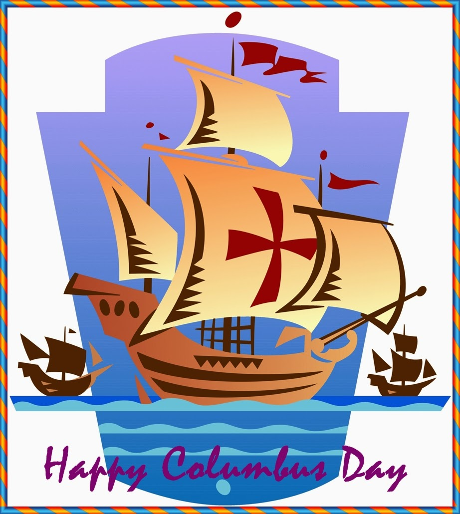 Happy Columbus Day Wishes