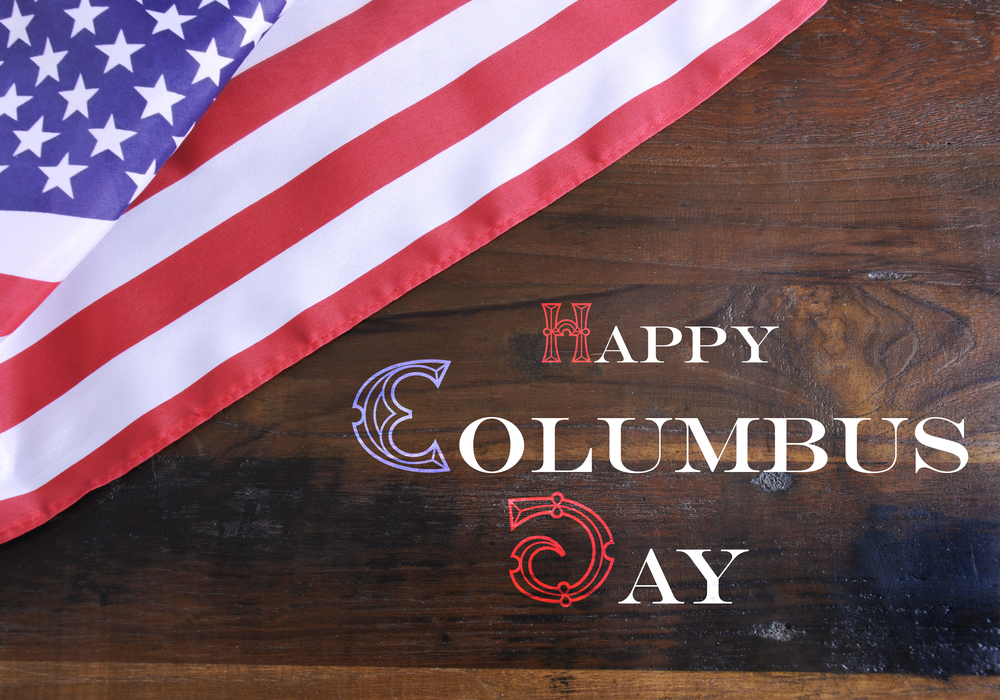 Happy Columbus Day photos