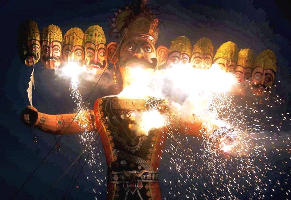 Happy Dussehra FB DP 2015