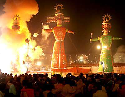 Happy Dussehra Images 2015