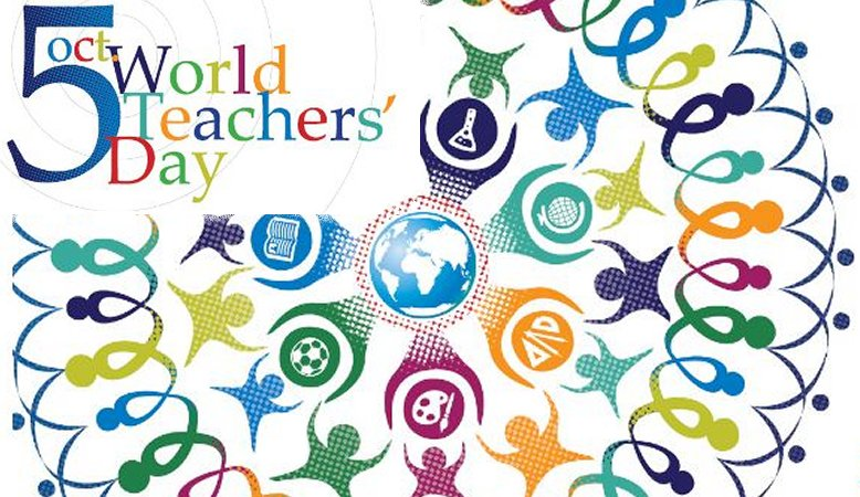 Happy World Teacher Day Whatsapp Status FB DP 5th Oct 2015