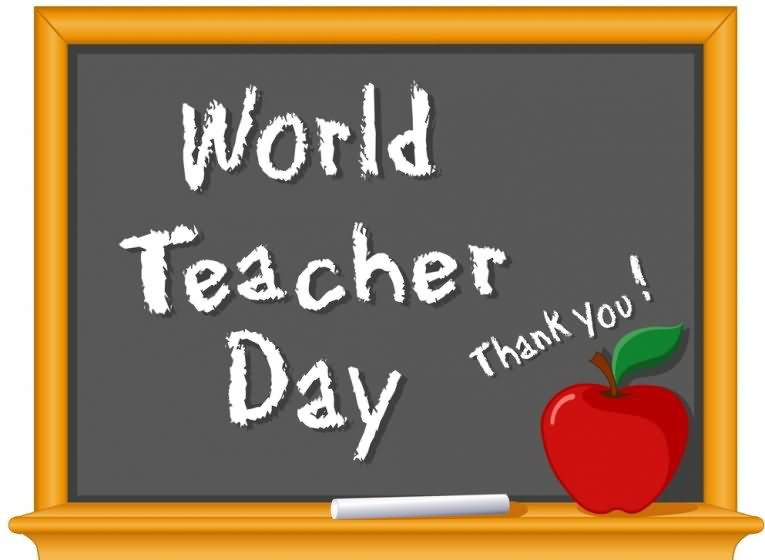 Happy World Teacher's Day Messages Wishes Poems Quotes Images Whatsapp Status FB DP 5th Oct 2015