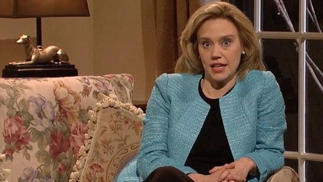 Hillary Clinton On Saturday Night Live I Love The Impersonations Of Me