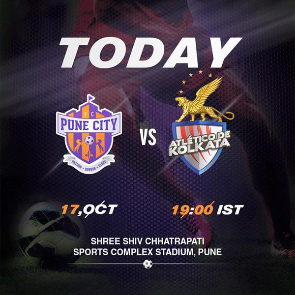 ISL 2015 Pune Vs Kolkata 14th Match Live Stream Score Team Squad Result Winner