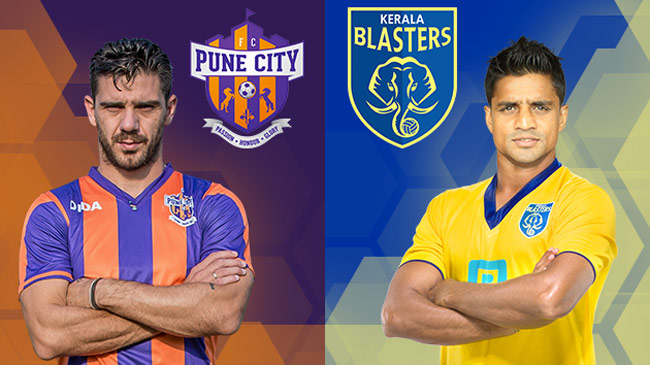 ISL 2015 Pune vs Kerala 22nd Match Live Score Stream Winner Result