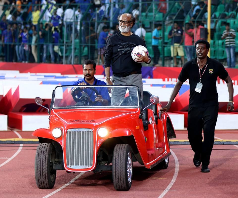 ISL 2015 opening ceremony images