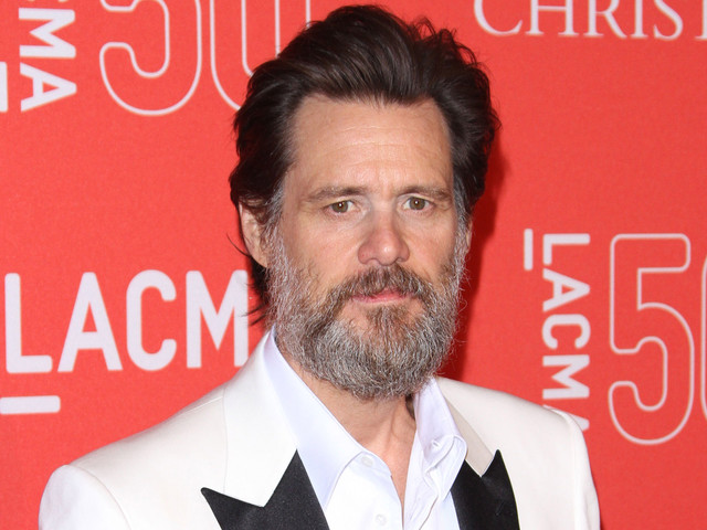 Jim Carrey Wanted To Reconcile With Cathriona White