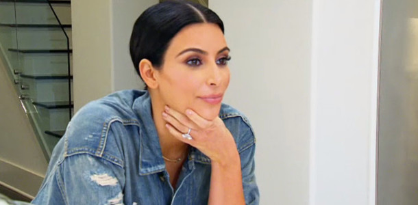 Kim Kardashian Confronts Caitlyn Jenner On Keeping Up With The Kardashians