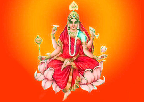 Maa Siddhidatri 9th Day of Navratri