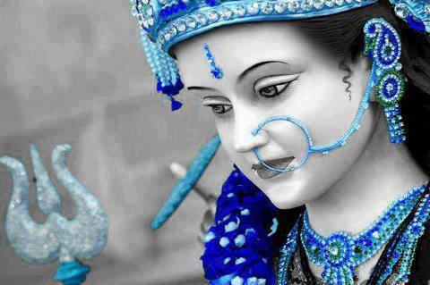 Mahagauri Images 8th Day Of Navratri Puja Mantra 2015