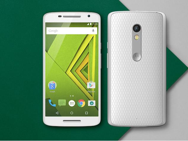 Moto X Play Price Reduced To Rs.16,999/- On Flipkart