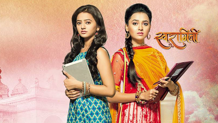 Ragini Shows Hatred Avatar Watch Swaragini 13th December 2015 Sunday Maha Episode