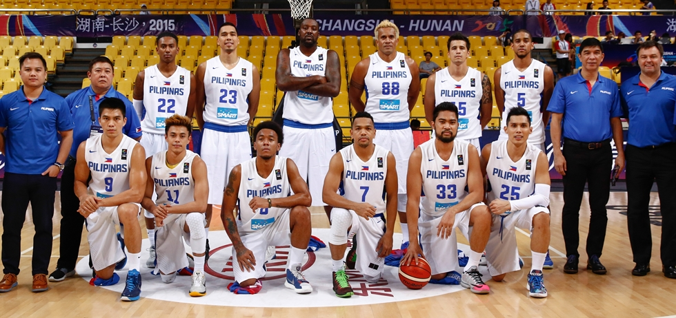Philippines team squad fiba asia final 2015