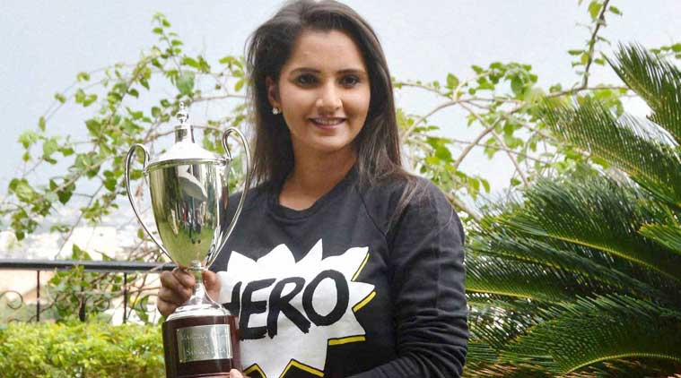 Rajiv Gandhi Khel Ratna Award 2015 Goes To Sania Mirza