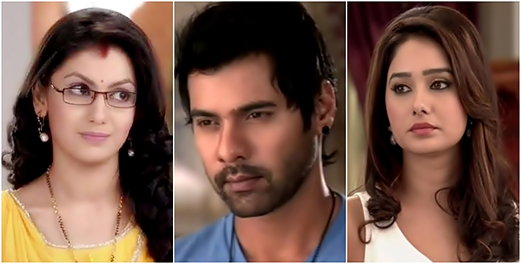 Kumkum Bhagya 20th Nov 2015 Episode Nikhil Warns To Expose Tanu & Aaliya