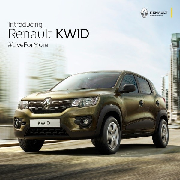 Renault KWID Images Photos