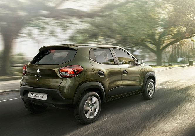 Renault KWID wallpapers