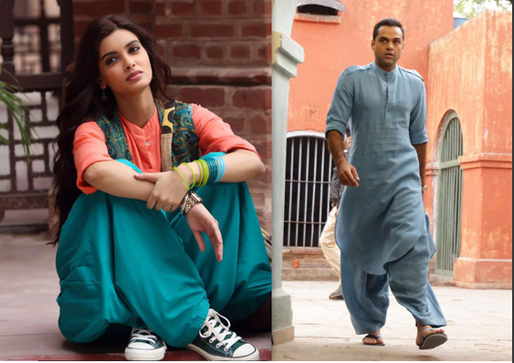 Happy Bhaag Jayegi Movie First look is out Starring Abhey Deol & Diana Penty