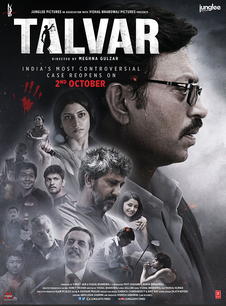 (Second) 2nd Week Talvar Movie 14th 15th Day Box Office Collection