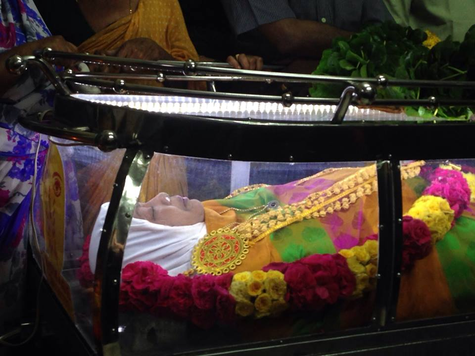 Tamil Actress Aachi Manorama Died At Age Of 78 Due To Heart Attack