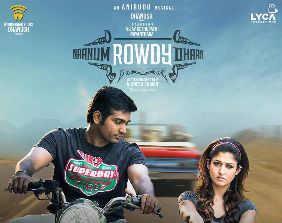 Tamil Naanum Rowdy Dhaan Film 1st Day box Office Collection Review Rating