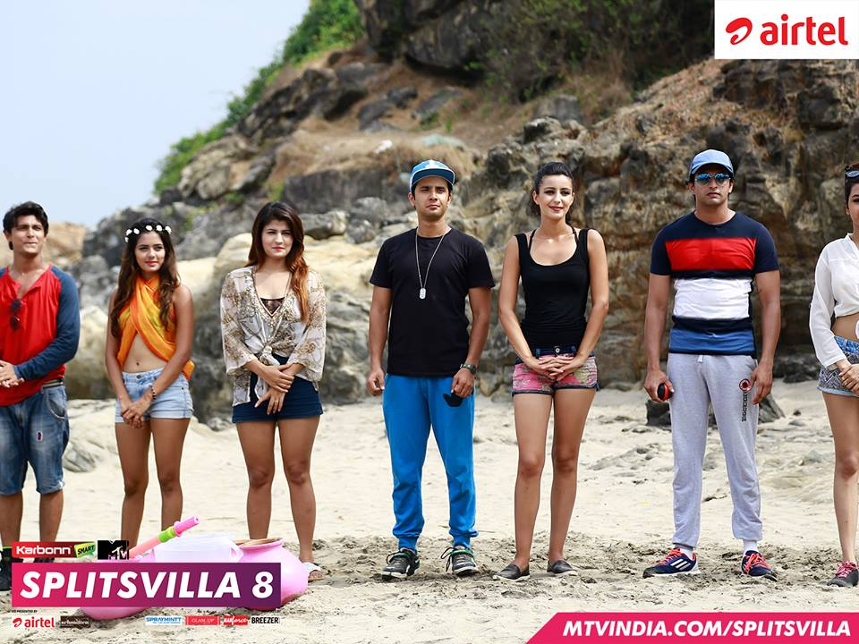 Today Tasks Result MTV Splitsvilla 8 Episode 19