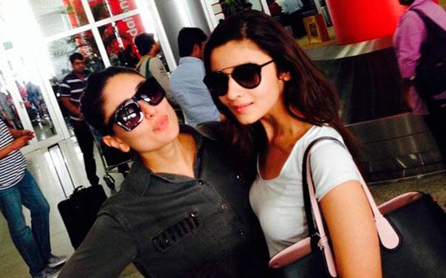 Udta Punjab Movie Alia Bhatt Won't Share Screen Space With Kareena Kapoor Khan