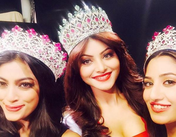 Urvashi Rautela To Represent India At Miss Universe 2015