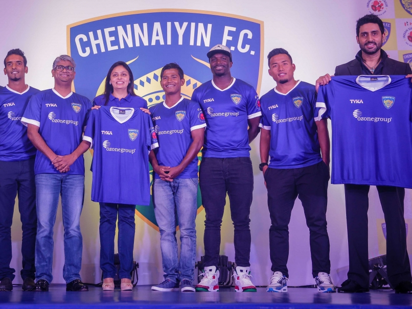 Watch Chennaiyin FC Team Squad Captain Name Indian Super League 2015