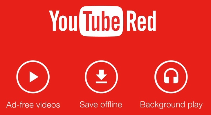 Released! Youtube Red - The Ad Free Subscription Service Announced At $ 9.99 Per Month