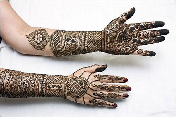 Mehndi Designs Hands Photo Gallery : Trending mehendi karva chauth mehandi mehndi designs for hands