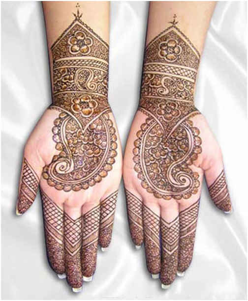 best Karva Chauth Mehendi patterns