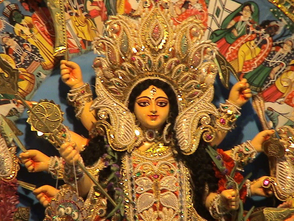 happy-maa durga-ashtami-wallpapers