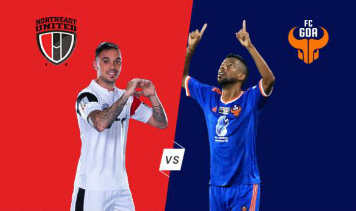 Goa vs North East ISL 2015 46th Match Live Score Stream Team Squad Result Winner Prediction