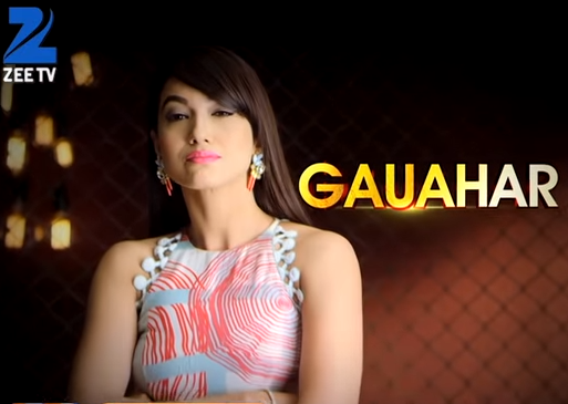 i can do that gauhar khan