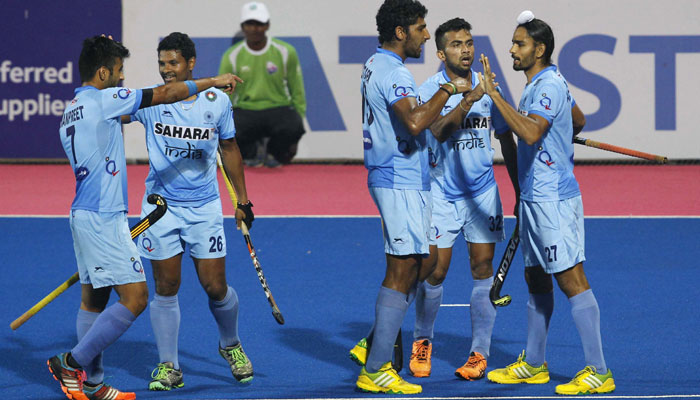 Watch India vs Netherlands Hockey World League Final 2015 Match Live Score Stream Resul