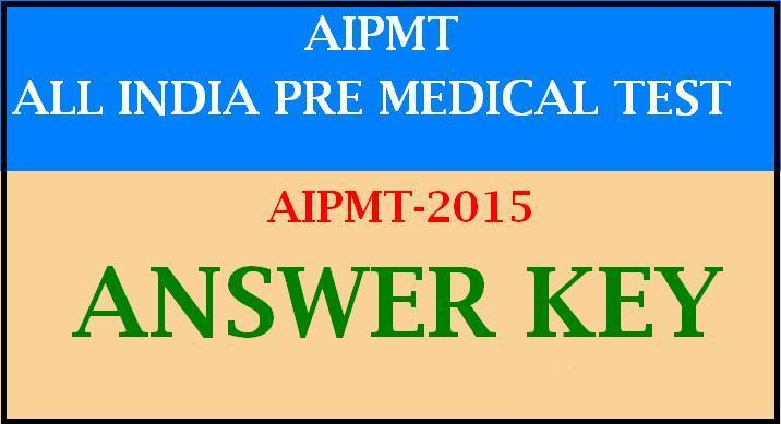 AIPMT-ANSWER-KEY