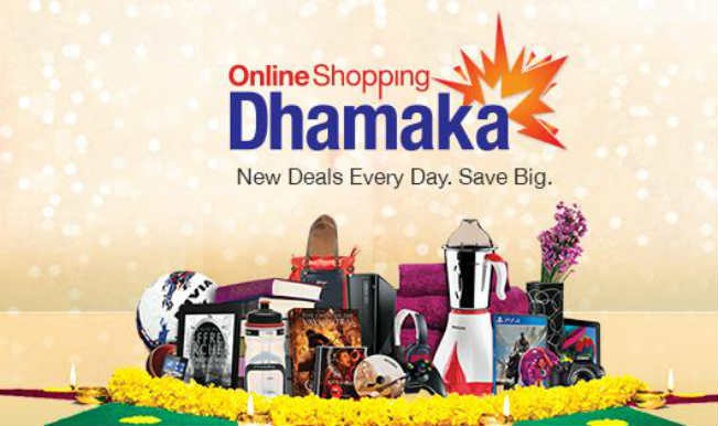 Amazing! Best Diwali Offers 2015 On e-commerce Websites For Shopping
