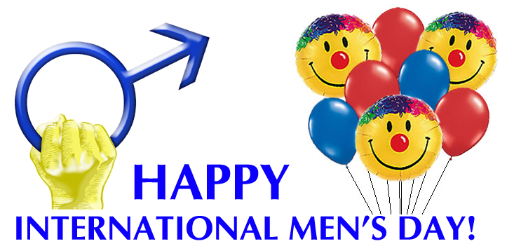 Celebrate International Men's Day 2015