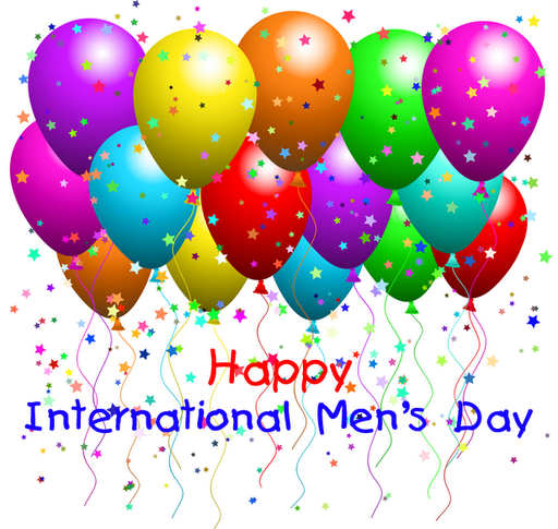 Celebrate International Men's Day
