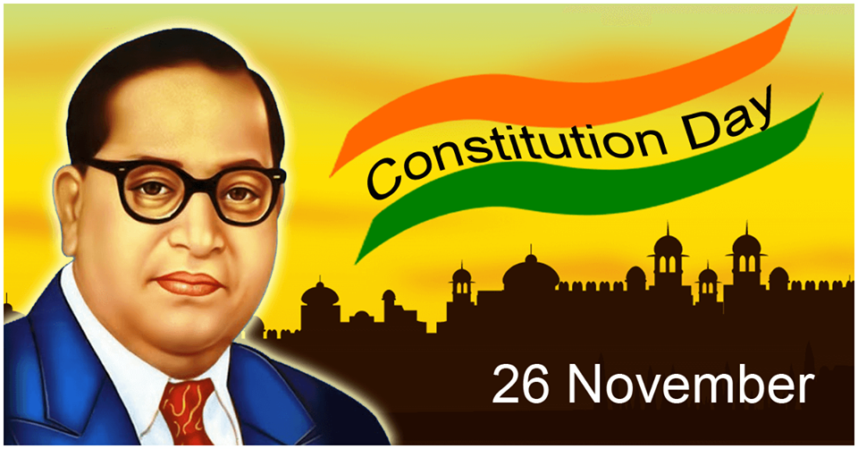 26th Nov 2016 Constitution Day Of India Quotes Status Wishes Greetings