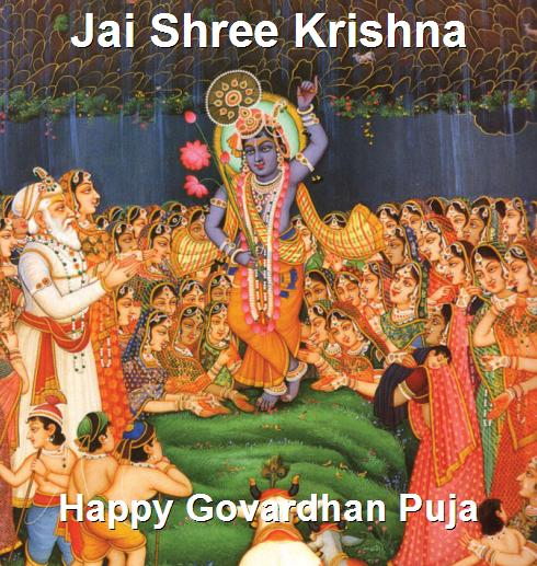 Goverdhan puja wallpapers