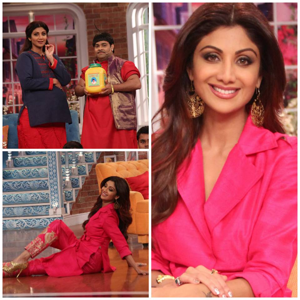 Guest Shilpa Shetty Comedy Nights With Kapil 29th November 2015 Episode