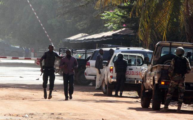 Gunmens Terror Attacks At Raddision Blu Hotel In Mali 170 People Hostage & 3 Died