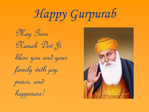 Gurpurab Wishes SMS Whatsapp Status FB DP Images 2015