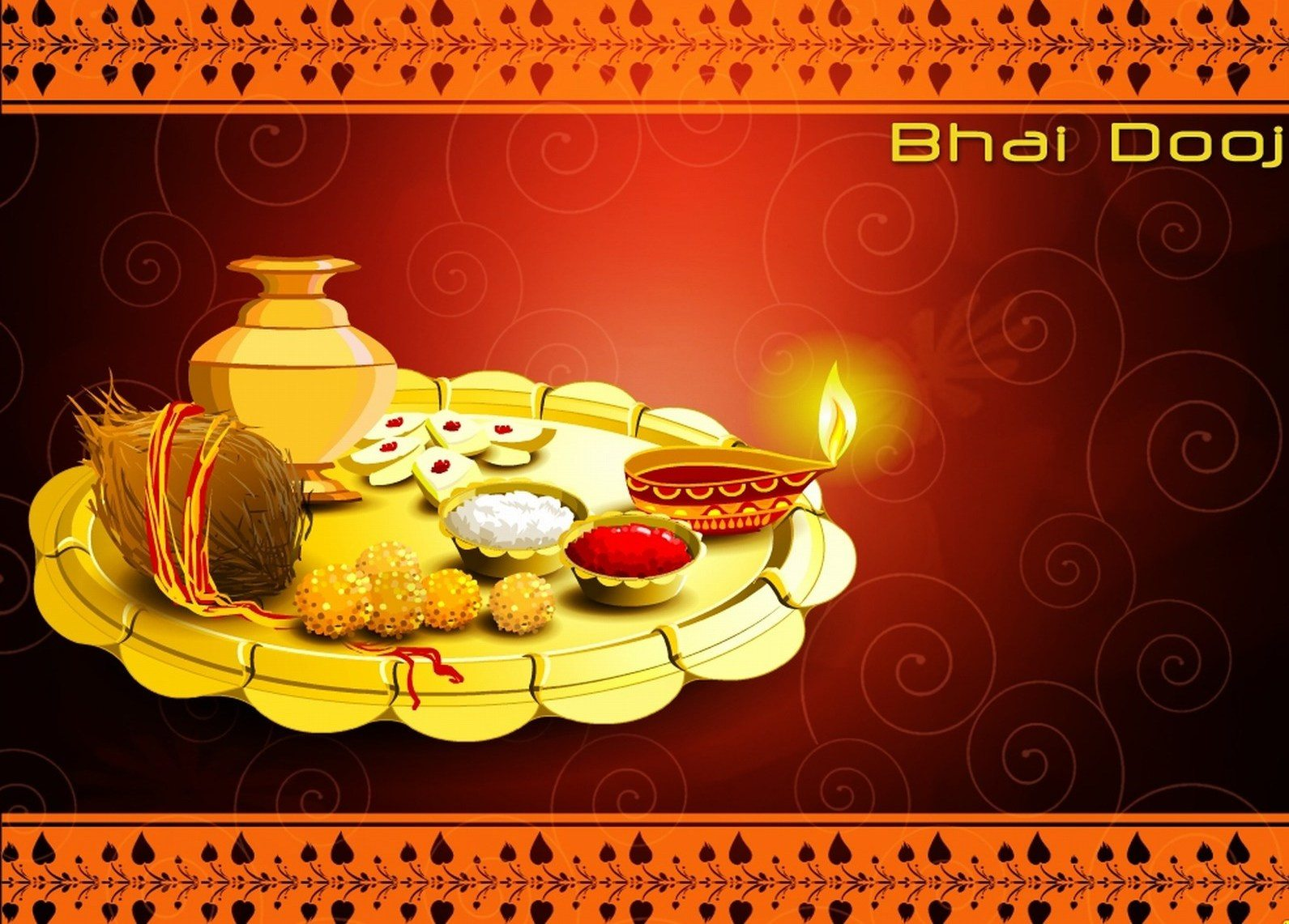Happy Bhai Dooj 2015