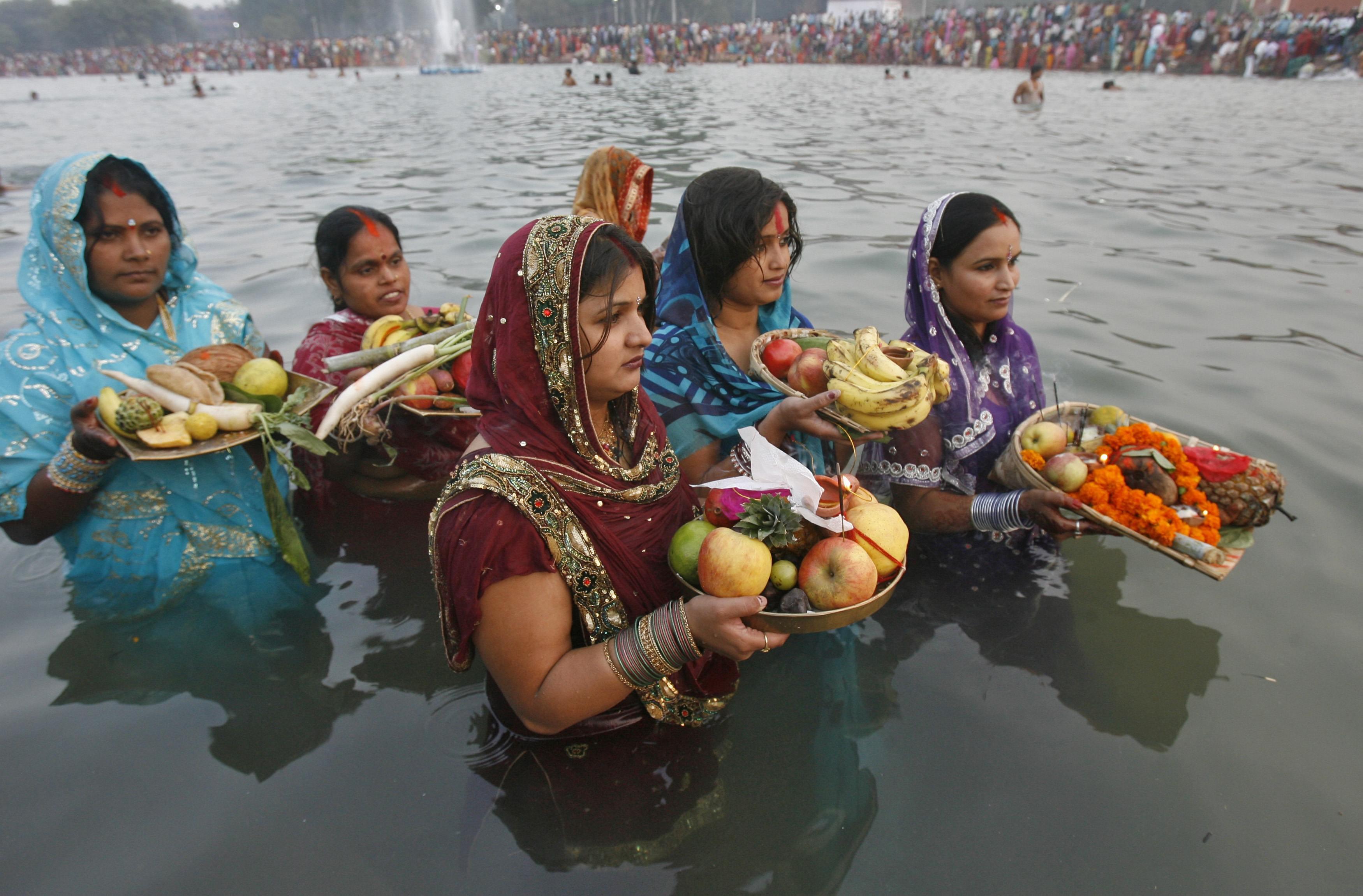Chhat Puja pics