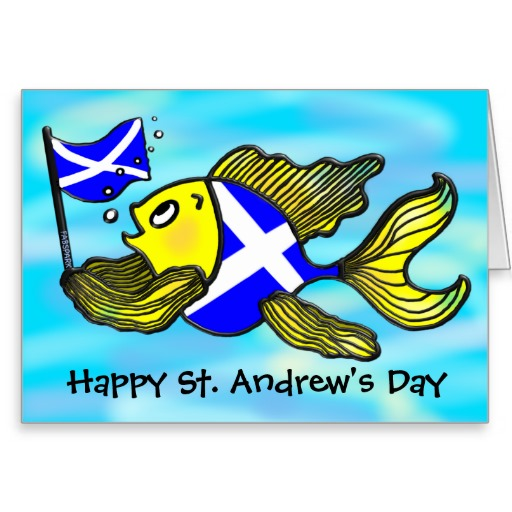 Happy St Andrews Day 2015
